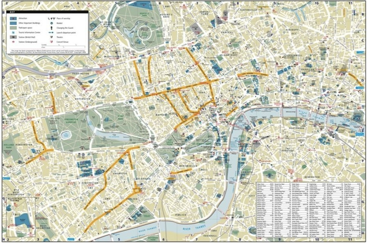 London Day Afternoon MuseumsrUs Carolyn Is - Map of museums in the us